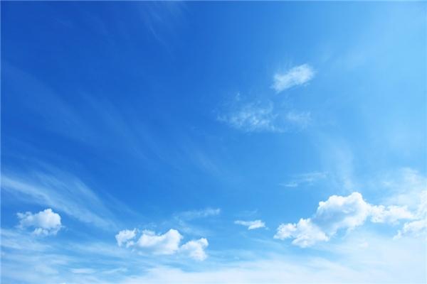 Hiện tượng tán xạ Rayleigh đã làm cho bầu trời màu xanh. (Ảnh: Internet)