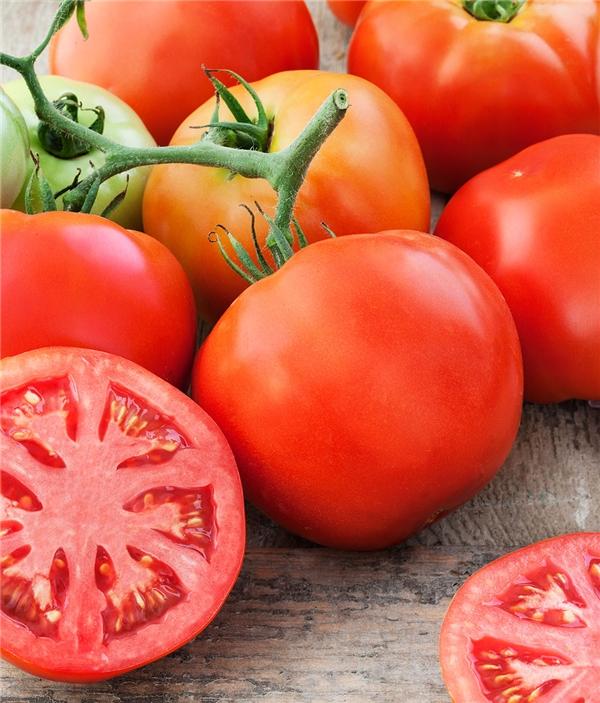 Cà chua là trái cây và cũng là rau củ. (Ảnh: Internet)