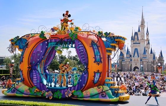 Disneyland Thượng Hải là đích đến cuối cùng.(Ảnh: Internet)