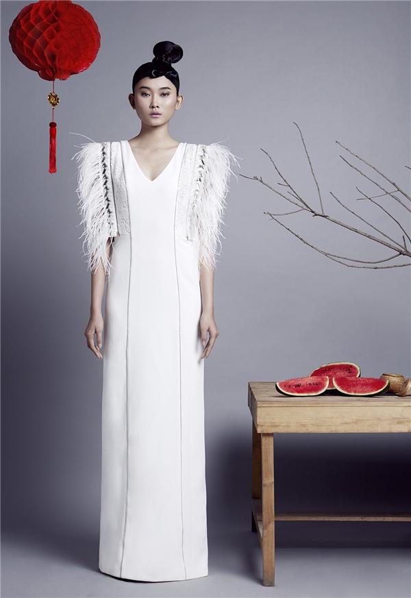 Mùa xuân Á đông với sắc trắng tinh khôi, nhẹ nhàng