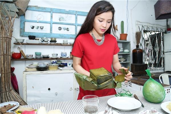 Bật mí thực đơn ngày Tết cực đơn giản của Phương Trinh Jolie - Tin sao Viet - Tin tuc sao Viet - Scandal sao Viet - Tin tuc cua Sao - Tin cua Sao