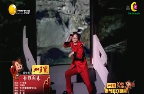 Choáng ngợp trước màn biểu diễn 3D hóa thân thành Tôn Ngộ Không