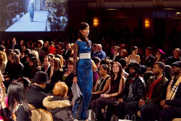 Hoàng Thùy lọt vào mắt xanh của nhà thiết kế nổi tiếng Andres Aquino- Người đãsáng lập ra New York Couture Fashion Week. - Tin sao Viet - Tin tuc sao Viet - Scandal sao Viet - Tin tuc cua Sao - Tin cua Sao