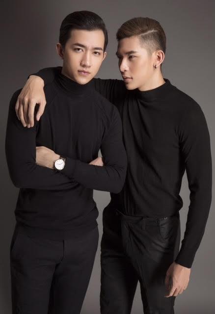"Hai nam thần cùng ""đọ"" vẻ điển trai khi đứng cạnh nhau. - Tin sao Viet - Tin tuc sao Viet - Scandal sao Viet - Tin tuc cua Sao - Tin cua Sao"