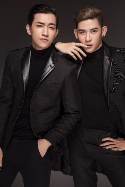 Võ Cảnh và Minh Trung đều là hai mĩ nam có sức lôi cuốn mãnh liệt, khiến người đối diện khó rời mắt. - Tin sao Viet - Tin tuc sao Viet - Scandal sao Viet - Tin tuc cua Sao - Tin cua Sao
