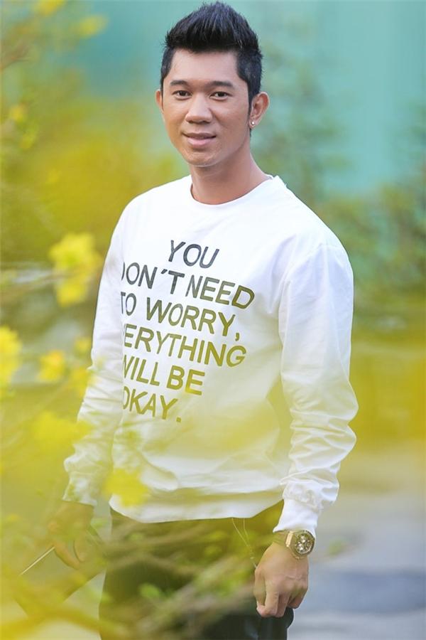 Nhạc sĩ sinh năm 1982 cho rằng mối quan hệ tình cảm với Trương Nhi đã đến lúc dừng lại để cả hai phát triển hơn trong công việc. Ảnh:Nguyễn Thành - Tin sao Viet - Tin tuc sao Viet - Scandal sao Viet - Tin tuc cua Sao - Tin cua Sao