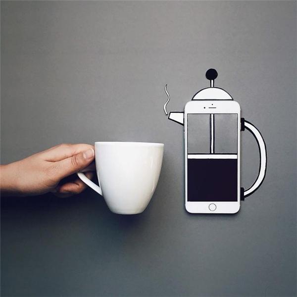 Làm 1 tách cà phê cho đầu óc tỉnh táo nhé!