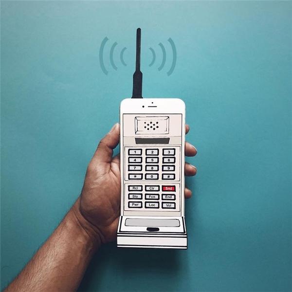 Cách để biến iPhone thành điện thoại cổ.