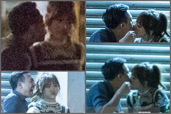 Trấn Thành và Hari Won bị bắt gặp hôn nhau say đắm tại một quán ăn vỉa hè ở quận 6 vào khoảng thời gian khá muộn. Sau đó, cả hai đã lên tiếng xác nhận chính thức về cuộc tình ồn ào này. - Tin sao Viet - Tin tuc sao Viet - Scandal sao Viet - Tin tuc cua Sao - Tin cua Sao