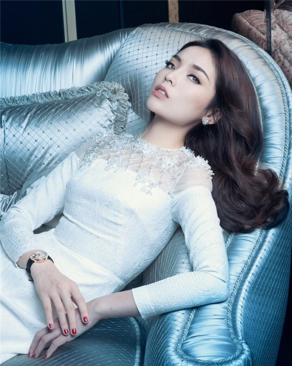 Kỳ Duyên muốn tham gia thi đấu tại Hoa hậu Thế giới.
