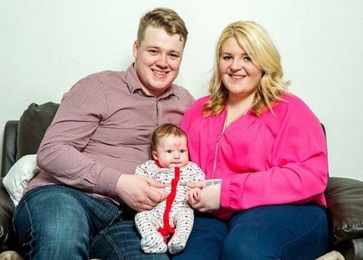 Gia đình nhỏ hạnh phúc.(Ảnh: HotSpot Media)