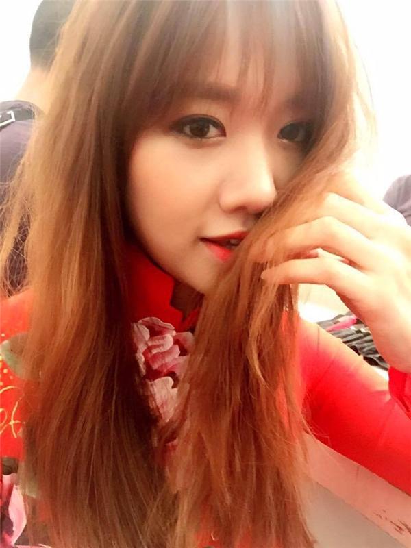 Trên trang cá nhân, Hari Won vẫn thường xuyêncập nhật hình ảnh rạng rỡ, xinh đẹp. - Tin sao Viet - Tin tuc sao Viet - Scandal sao Viet - Tin tuc cua Sao - Tin cua Sao