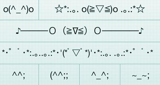 Bạn có thích các biểu tượng này? (Ảnh: Internet)