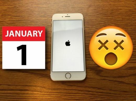 """iPhone có thể """"dính lỗi"""" khi cài ngày giờ bằng tay. (Ảnh: Internet)"""