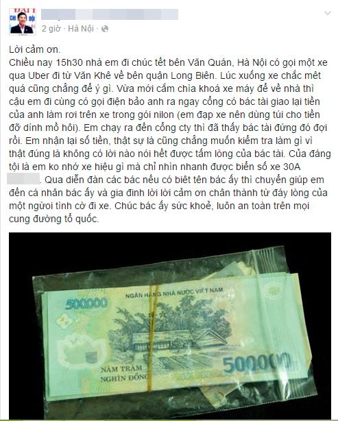 Đây là chuyện có thật trên phố Hà Nội mà bạn nên tin