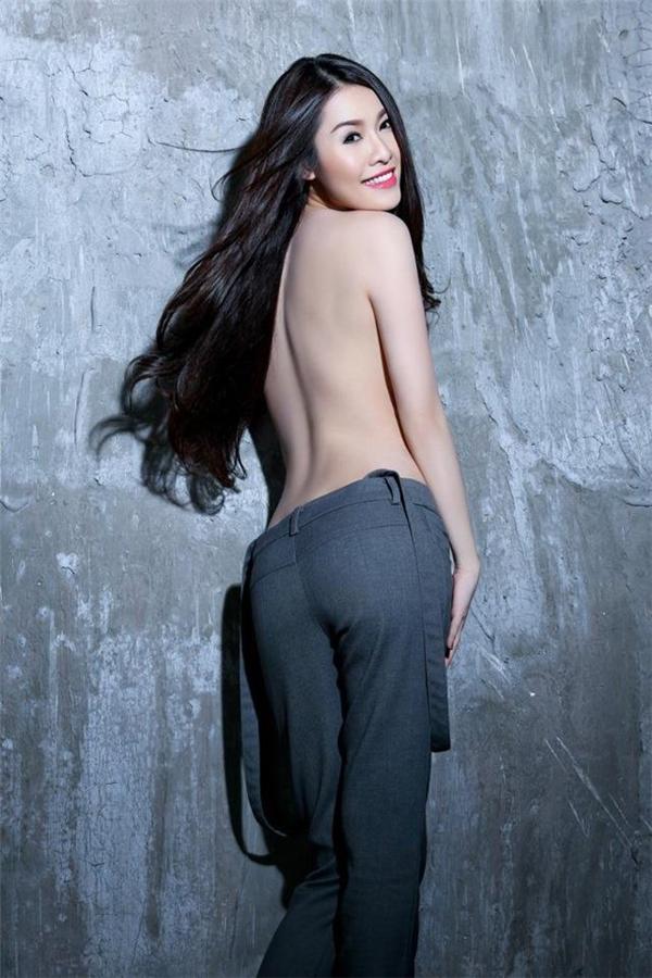 Sau khi đoạn giải Á hậu 1 cuộc thi Hoa hậu người Việt toàn cầu 2013, tên tuổi Quế Vân dường như mất hút trong showbiz Việt. (Ảnh: Internet) - Tin sao Viet - Tin tuc sao Viet - Scandal sao Viet - Tin tuc cua Sao - Tin cua Sao