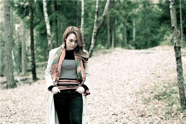 Mỹ Tâm với nét đẹp của một quý cô thanh lịchtrong bộ ảnh mới được thực hiện trong khung cảnh thiên nhiên lãng mạn. - Tin sao Viet - Tin tuc sao Viet - Scandal sao Viet - Tin tuc cua Sao - Tin cua Sao
