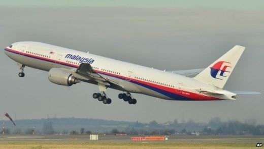 Một chiếc máy bay của hãng Malaysia Airlines. (Ảnh: AP)