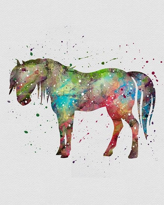 Người nhìn thấy ngựa đầu tiên là người điềm tĩnh. (Ảnh: Internet)