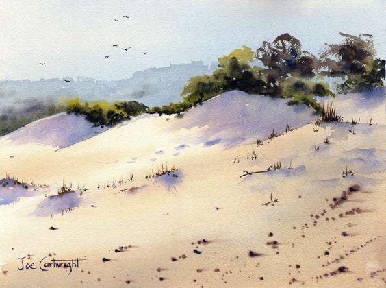 Nếu bạn thấy đó là cát, bạn là người rất tinh tế. (Ảnh: Internet)