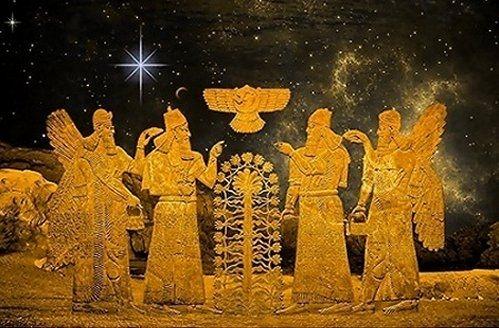 Những đấng sáng tạo cổ xưa