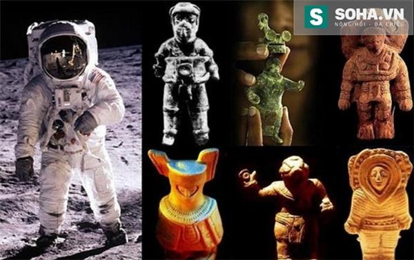 Những người ngoài hành tinh đã tới Trái Đất