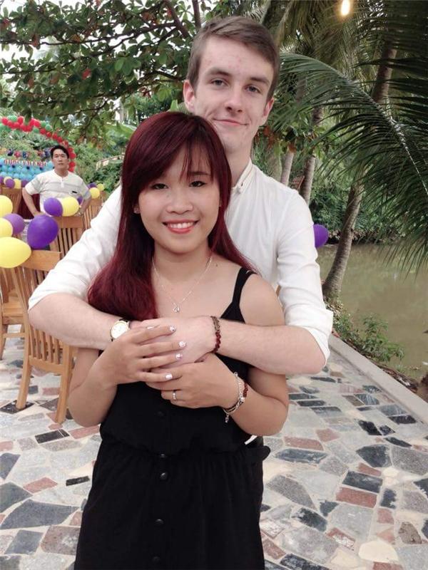 Từ lâu, cô gái Bảo Ngọc đã mơ ước sẽ có một mối tình ngọt ngào, lãng mạn với chàng trai ngoại quốc. (Ảnh: Internet)