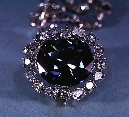 Viên kim cương được chụp lại trước 1958. (Ảnh: Internet)