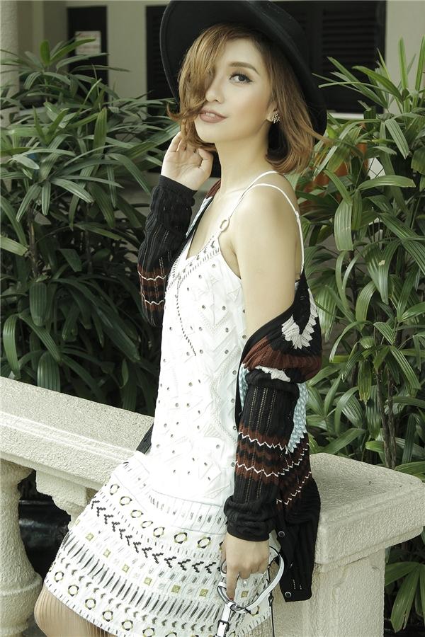 Thần thái cùng phong cách của cô cháu gái Lam Trườngnhận được phản hồi khá tốt sau khi quyết định thay đổi.