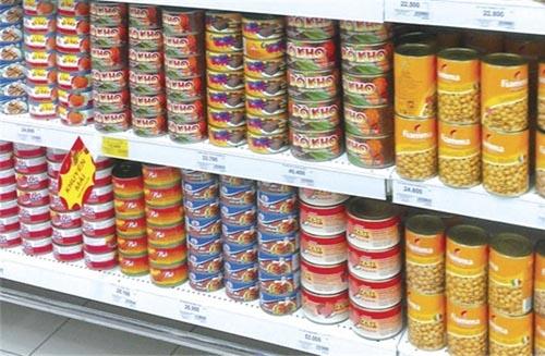 Nói không với thực phẩm đóng hộp là tiêu chí hàng đầu trong chế độ dinh dưỡng của người Nhật. (Ảnh: Internet)