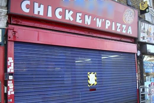 """Nhà hàng bẩn """"nhất quả đất"""" bị buộc đóng cửa ngay lập tức. (Ảnh: Internet)"""