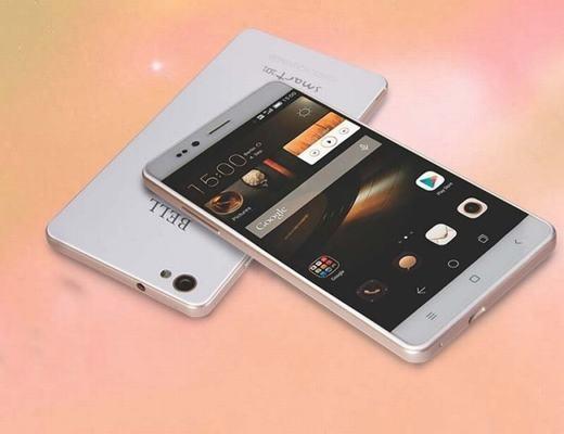 Chân dung chiếc smartphone giá siêu rẻ. (Ảnh: GSM Arena)