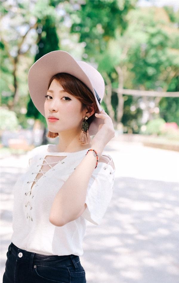 Yumi Dương - chủ nhân của 8 bí kíp dưỡng da đơn giản.