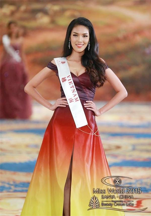 Lan Khuê-top 11 Hoa hậu Thế giới 2015,Giải vàng Siêu mẫu Việt Nam 2013