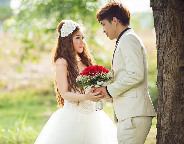 Những bức ảnh cưới đẹp lung linh của Hồ Quang Hiếu và Ivy. (Ảnh: Internet) - Tin sao Viet - Tin tuc sao Viet - Scandal sao Viet - Tin tuc cua Sao - Tin cua Sao