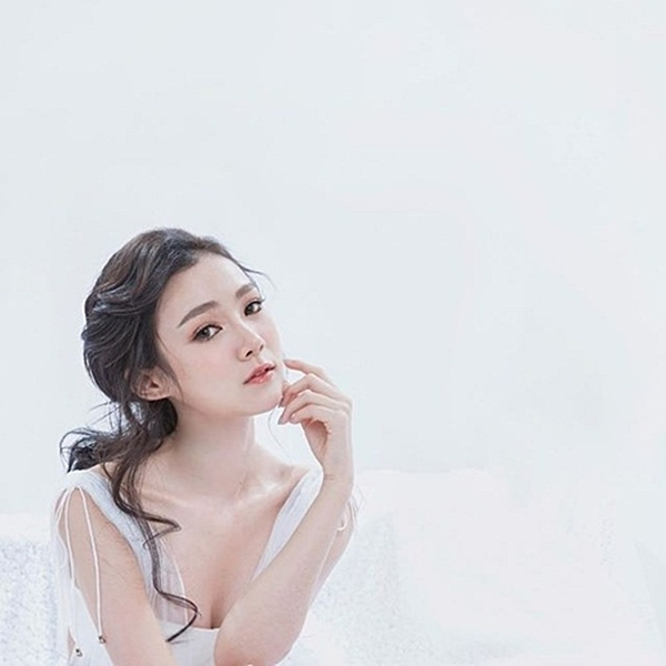 Ekaehla có vẻ đẹp ngây thơ, trong sáng tựa thiên thần. (Ảnh: Internet)