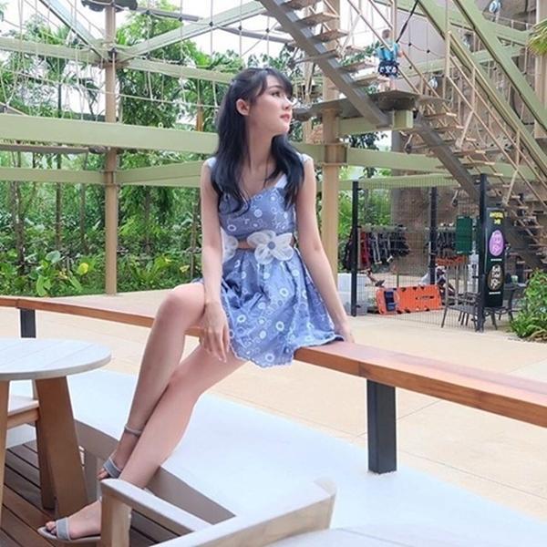 """Nhiều cư dân mạng bình luận rằng:""""Ekaehla có nét đẹp đặc biệt, rất khác với các hot girl trước đây."""" (Ảnh: Internet)"""