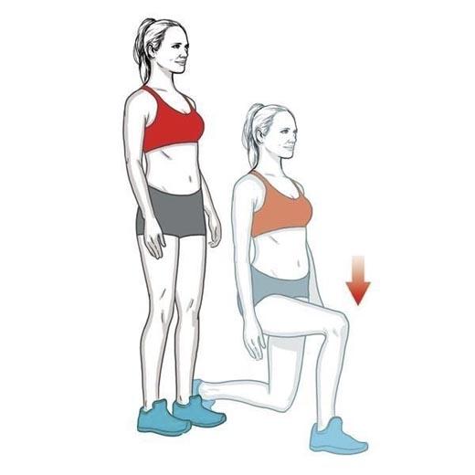 Không những chỉ hỗtrợ tăng chiều cao mà còn giúp đùi và bắp chân trở nên thon gọn hơn.(Ảnh: Internet)