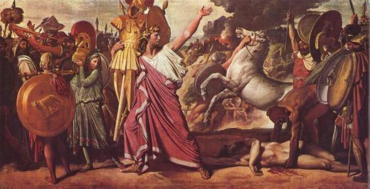Hoàng đế Romulus. (Ảnh: Internet)