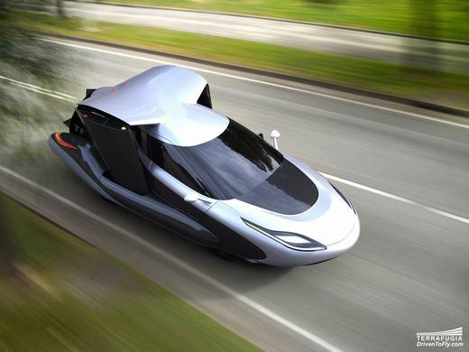 Chiếc xe có thể di chuyển trên địa hình đường mòn...
