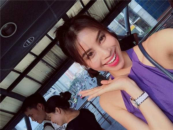 Phạm Hương tươi cười rạng rỡ du hí Thái Lan - Tin sao Viet - Tin tuc sao Viet - Scandal sao Viet - Tin tuc cua Sao - Tin cua Sao