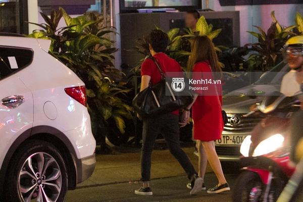 Cặp đôi vẫn sóng bước bên nhau trong thời gian qua. (Nguồn ảnh: Trí Thức Trẻ) - Tin sao Viet - Tin tuc sao Viet - Scandal sao Viet - Tin tuc cua Sao - Tin cua Sao