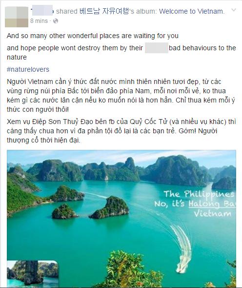 Tuy nhiên cũng không nên vì thế mà quên đi những hạn chế của ngành du lịch Việt Nam.(Ảnh: Chụp FB)