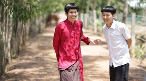 Danh hài cùng con trai Hoài Lâm trong phim Tết năm nay. - Tin sao Viet - Tin tuc sao Viet - Scandal sao Viet - Tin tuc cua Sao - Tin cua Sao