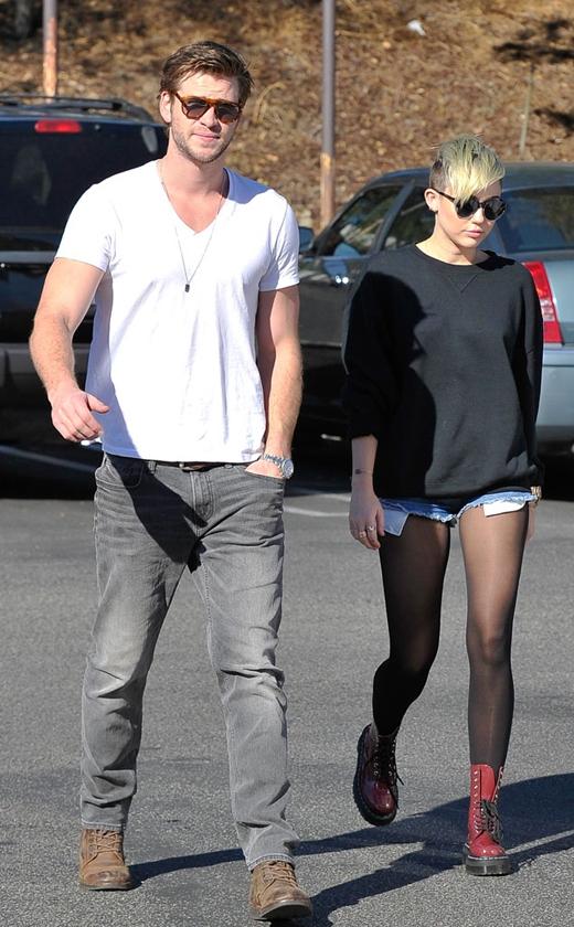 Miley Cyrus & Liam Hemsworth đã bí mật làm đám cưới ở Australia
