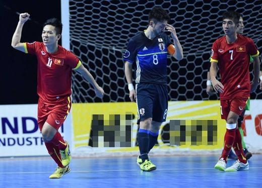 Nhật Bản là đội tuyển cực mạnh... (Ảnh: Internet)