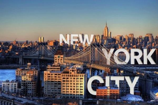 New York City, thành phố trong mơ của biết bao người.