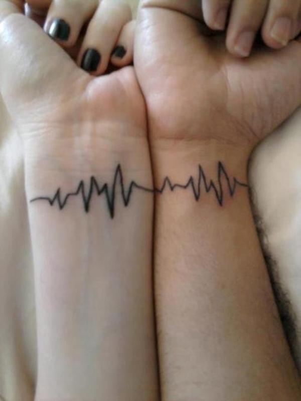 Chung nhịp đập trái tim. (Ảnh: Internet)
