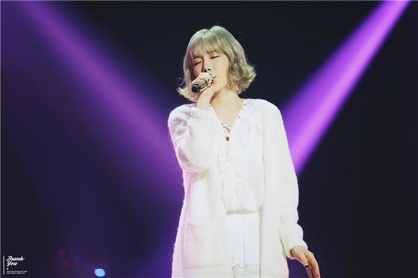 Taeyeon sở hữu chất giọng tình cảm, da diết thiên phú