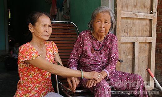 BàĐinh Thị Anh (53 tuổi) và bà Trần Thị Bảy (75 tuổi). (Ảnh: CA TP. HCM)